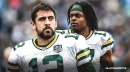 Packers QB Aaron Rodgers calls Davante Adams a 'special' player