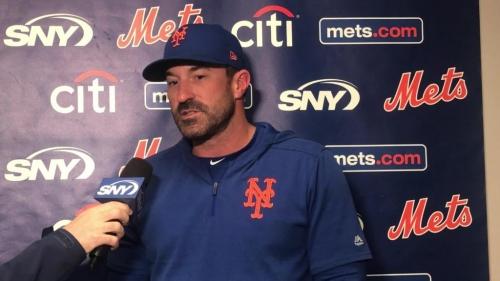 WATCH: Mets' Mickey Callaway on Jeurys Familia's struggles