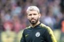 Sergio Aguero giving Pep Guardiola selection dilemma ahead of Tottenham clash