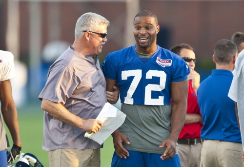 Ex-Giants assistant to coach New York's XFL team