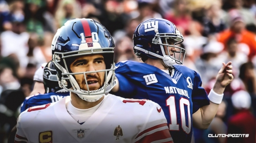 3 way-too-early bold predictions for New York Giants QB Eli Manning in 2019