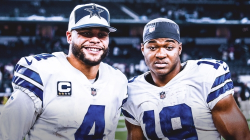 Cowboys actively working on contract extensions for Dak Prescott, Amari Cooper