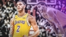 Lonzo Ball believes Anthony Davis trade rumors led to Lakers' downfall