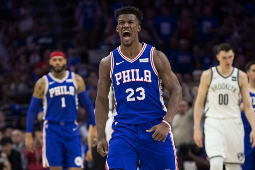 Brett Brown made the right move by turning to Point Jimmy Butler