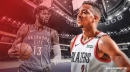 Video: Blazers' CJ McCollum crosses over Thunder's Paul George in Game 2