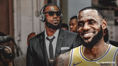 LeBron James to produce a boxing series