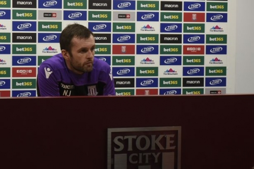 A riveting 10 minutes with Nathan Jones as he vows to solve root of Stoke City problem