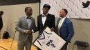 Guard Damion Baugh officially signs with Memphis basketball