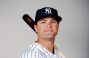 Mike Ford is the Yankees' newest hope at first base