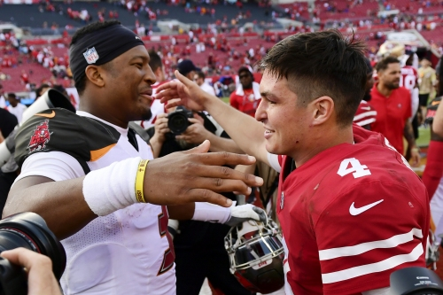 49ers schedule: Reportedly open at Bucs before host Steelers