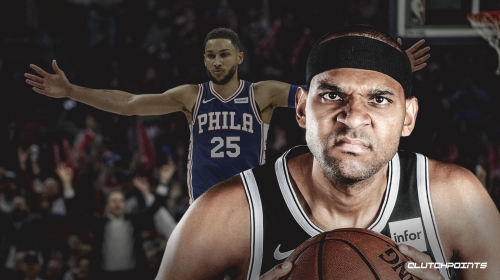 Nets' Jared Dudley says Ben Simmons is 'average' when you get him in half-court situations