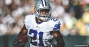Cowboys RB Ezekiel Elliott set 'great example' by showing up without extension