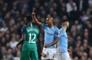 Fernandinho's two word response to journalists in mixed zone after Man City crash out of Champions League