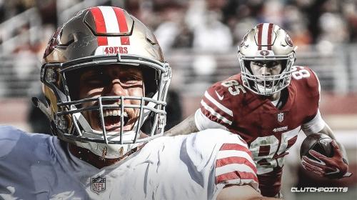 49ers' George Kittle surprised rib injury didn't hurt more