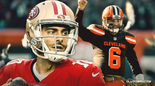 49ers hosting Browns on Monday Night Football in Week 5