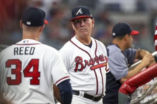 Bullpen costs Braves for second straight night in 3-2 loss to Diamondbacks