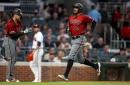Adam Jones' bases-loaded walk lifts Diamondbacks over Braves in 10th