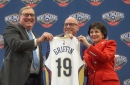 Kushner: David Griffin says Pelicans '100 percent committed' to winning