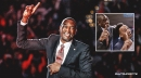 Video: Dikembe Mutombo shows how to properly do his patented 'finger wag'