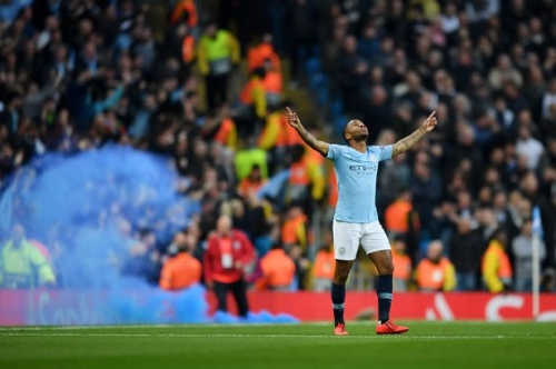 Raheem Sterling proves a point in Man City Champions League defeat
