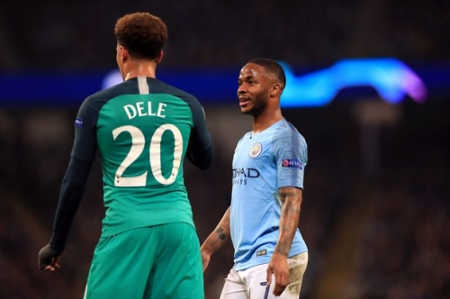 Manchester City player ratings vs Spurs as Raheem Sterling excellent and Aymeric Laporte poor