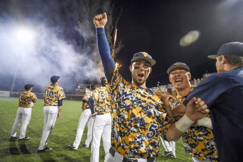 Could Morgantown Host a Baseball Regional?