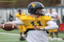 Allison Not Backing Down In WVU QB Competition