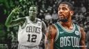 Celtics' Kyrie Irving impressed by how Terry Rozier has been playing in series vs. Pacers