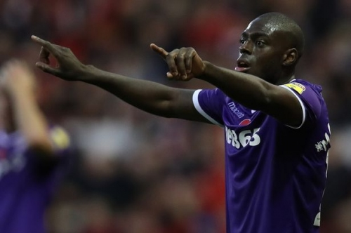 Bruno Martins Indi in unusual praise for Stoke City fans - but has mixed messages about future