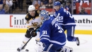 Bruins-Maple leafs series deserves to go the distance