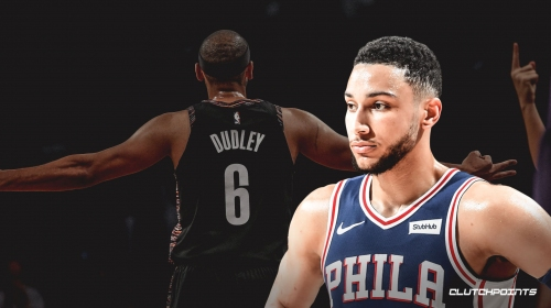 Sixers' Ben Simmons on Nets' Jared Dudley's criticism of his game — 'It's Jared Dudley'