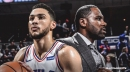 Rumor: Sixers GM Elton Brand tried to trade Ben Simmons early in the season