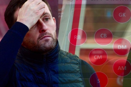 Nathan Jones drops heavy hint he will recruit players for diamond formation at Stoke City
