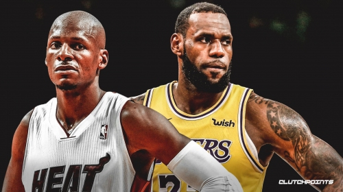 Ray Allen thinks it's 'foolish' to say his 2013 NBA Finals shot saved LeBron James' career