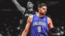 The Raptors Have Shut Down Nikola Vucevic