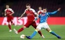 Arsenal fans fear Aaron Ramsey has played his last game for the club after Napoli injury