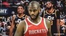 Rockets' Chris Paul knows Jazz will be 'a lot more comfortable going into their home court'