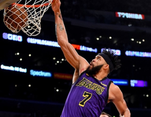 NBA Free Agency News: JaVale McGee 'Highly Interested' In Re-Signing With Lakers