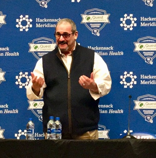 NFL Draft: 5 takeaways from NY Giants GM Dave Gettleman's press conference