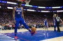 Joel Embiid OUT for Game 3