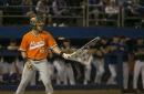 No.8 Louisville 7, No.23 Miami 5: Small Errors Cost 'Canes Big Game