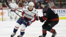 Capitals' T.J. Oshie out 'quite some time,' coach calls hit dirty