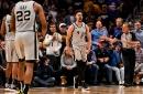 Denver @ San Antonio Game 3 Final Score: Spurs take out Nuggets 118-108