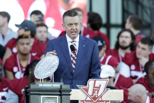 Editorial: Amid the SEC's AD poaching war, Greg Byrne's lasting legacy can be built in Tuscaloosa
