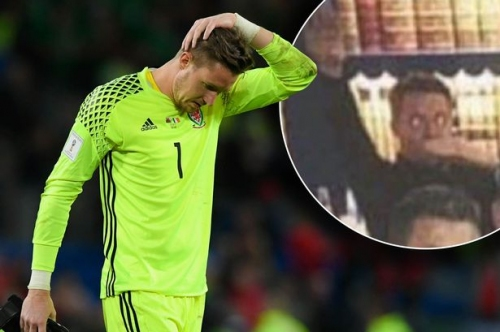 Crystal Palace star Wayne Hennessey 'desperate' to learn about Adolf Hitler after not knowing what a Nazi salute was