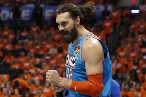 Game 3 recap: Westbrook outduels Lillard as OKC grabs first playoff win