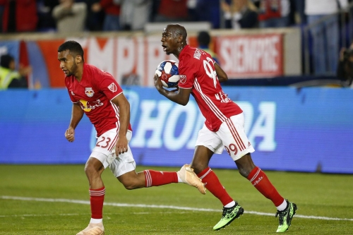 The Red Bulls head to Gillette Stadium to take on the Revolution