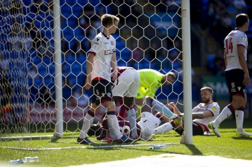 The worrying photo that has got Aston Villa fans praying this Easter