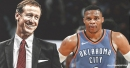 Blazers' Terry Stotts cracks joke at reporter who has feud with Thunder's Russell Westbrook