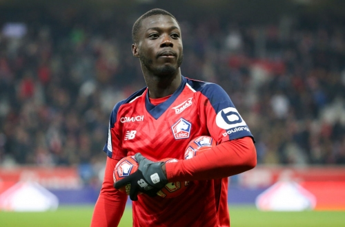 Nicolas Pepe's agent confirms transfer talks amid Arsenal, Chelsea and Liverpool interest